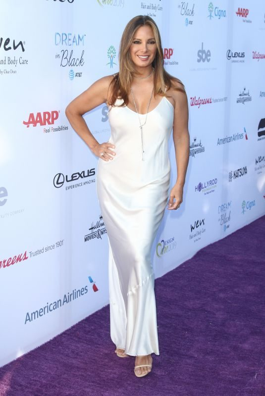 ALEX MENESES at Hollyrod Foundation's 21st Annual Designcare Gala in Malibu 07/27/2019