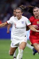 ALEX MORGAN at FIFA World Cup USA vs. England Match in Lyon 07/02/2019