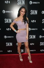 ALEXIS JOY at Skin Premiere in Hollywood 07/11/2019
