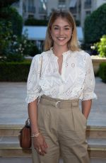 ALICE ISAAZ at David Yurman Cocktail at Paris Haute Couture Show 07/01/2019