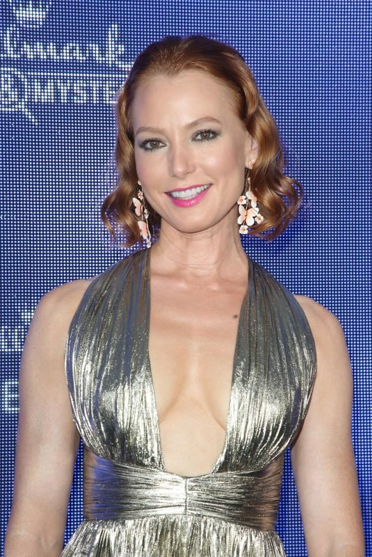 ALICIA WITT at Hallmark Movies & Mysteries 2019 Summer TCA Press Tour in Beverly Hills 07/26/2019