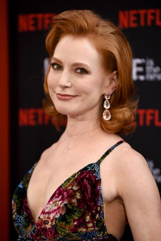 ALICIA WITT at Orange is the New Black Final Season Premiere in New York 07/25/2019