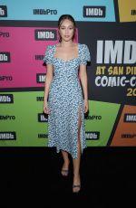 ALYCIA DEBNAM-CAREY at #imdboat at 2019 Comic-con in San Diego 07/19/2019