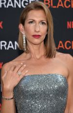 ALYSIA REINER at Orange is the New Black Final Season Premiere in New York 07/25/2019