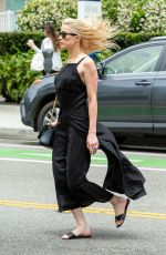 AMBER HEARD Out and About in Santa Monica 07/10/2019