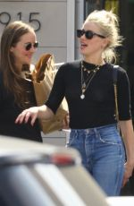 AMBER HEARD Out for Lunch at Oaks Gourmet in Los Feliz 07/07/2019