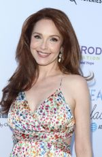 AMY YASBECK at Hollyrod Foundation's 21st Annual Designcare Gala in Malibu 07/27/2019