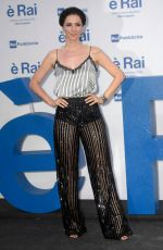 ANDREA DELOGU at RAI Pogramming Launch in Milan 07/09/2019