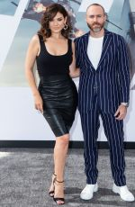 ANGELICA CELAYA at Hobbs & Shaw Premiere in Hollywood 07/13/2019