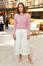 ANNA BREWSTER at Chanel Haute Couture Fall/Winter 2019/2020 Collection Show in Paris 07/02/2019