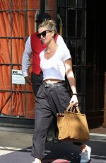 ANNABELLE WALLIS Out and About in New York 06/27/2019