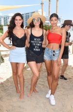 ANNE DE PAULA at SI Mix Off at Model Mixology Competition in Miami Beach 07/14/2019