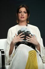 ANNE HATHAWAY at 2019 Summer TCA Press Tour in Beverly Hills 07/27/2019