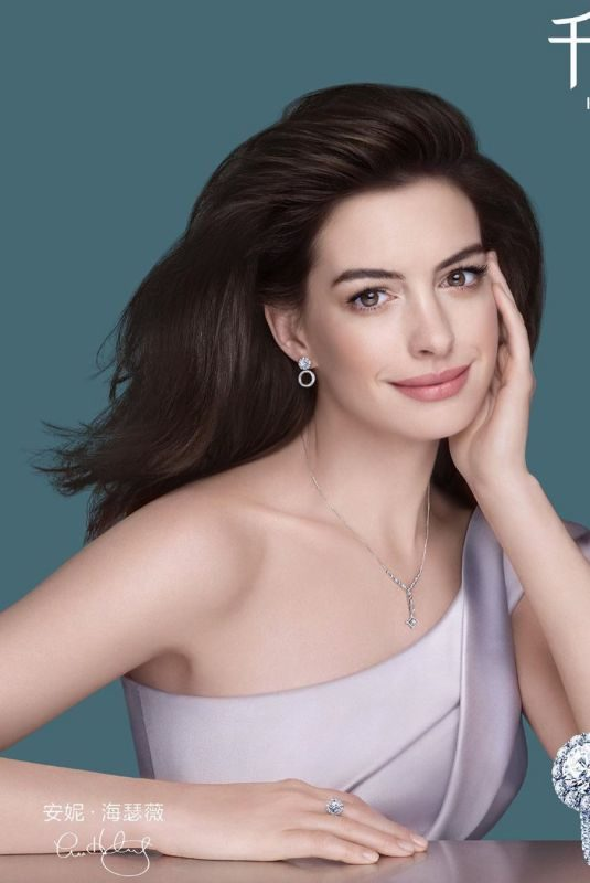ANNE HATHAWAY for Keer 2019 Campaign