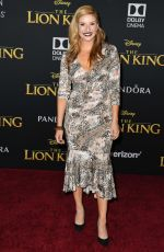 ANNELISE VAN DER POL at The Lion King Premiere in Hollywood 07/09/2019