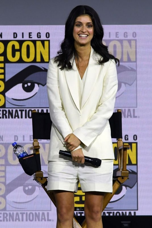 ANYA CHALOTRA at The Witcher Panel at Comic-con in San Diego 07/19/2019