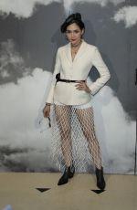 ARAYA HARGATE at Christian Dior Haute Couture Show at Paris Fashon Week 07/01/2019