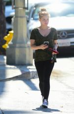 ARIEL WINTER Out and About in Los Angeles 07/03/2019