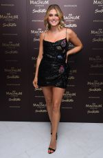 ASHLEY JAMES at Magnum Pleasure Store Launch Party in London 07/10/2019