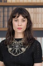 ASTRID BERGES-FRISBEY at Chanel Haute Couture Fall/Winter 2019/2020 Collection Show in Paris 07/02/2019