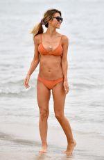 AUDRINA PATRIDGE in Bikini on the Beach in Santa Monica 07/15/2019