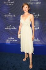 AUTUMN REESER at Hallmark Movies & Mysteries 2019 Summer TCA Press Tour in Beverly Hills 07/26/2019