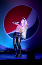 AVA MAX Performs at B96 Pepsi Summer Bash 2019 at Allstate Arena in Rosemont 06/22/2019