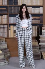 AYAMI NAKAJO at Chanel Haute Couture Fall/Winter 2019/2020 Collection Show in Paris 07/02/2019