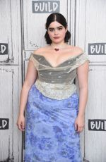 BARBIE FERREIRA at Build Series in New York 07/25/2019