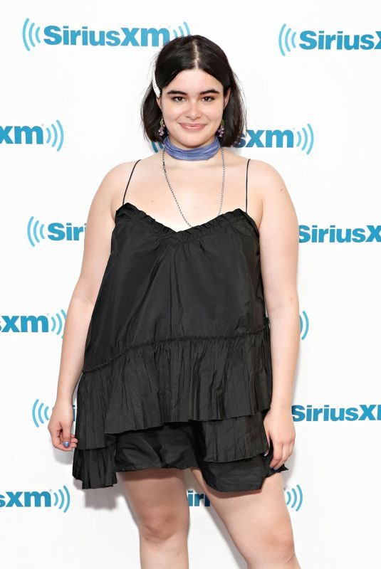BARBIE FERREIRA at SiriusXM Studios in New York 07/26/2019
