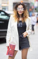 BELLA THORNE Arrives at Barnes & Noble in New York 07/23/2019