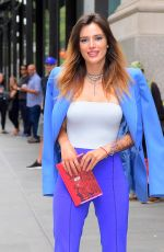 BELLA THORNE Out Promotes Her New Book Life of a Wannabe Mogul: Mental Disarray in New York 07/23/2019