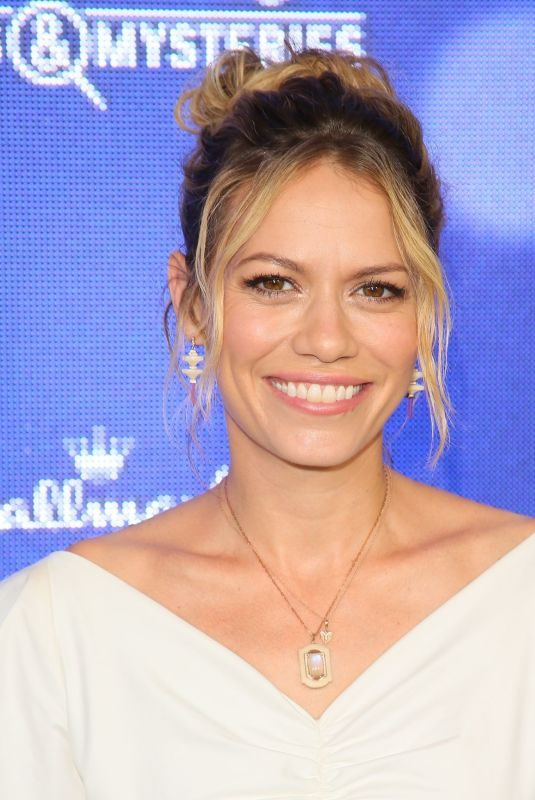 BETHANY JOY LENZ at Hallmark Movies & Mysteries 2019 Summer TCA Press Tour in Beverly Hills 07/26/2019