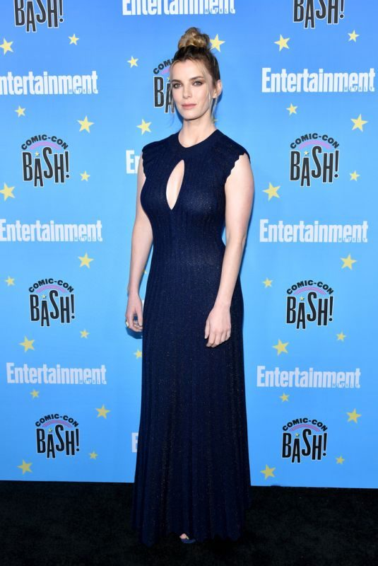 BETTY GILPIN at Entertainment Weekly Party at Comic-con in San Diego 07/20/2019