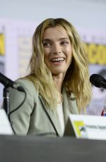BETTY GILPIN at Women Who Kick Ass Panel at Comic-con 2019 in San Diego 07/20/2019