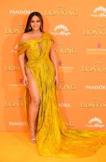 BEYONCE at The Lion King Premiere in London 07/14/2019
