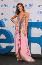 BIANCA GUACCERO at RAI Pogramming Launch in Milan 07/09/2019