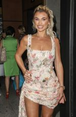 BILLIE FAIERS at ITV Summer Party 2019 in London 07/17/2019
