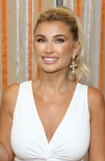 BILLIE FAIERS at Tropicana Whole Fruit Press Launch in London 07/04/2019
