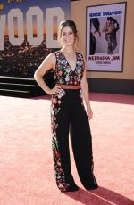 BREANNA WING at Once Upon A Time in Hollywood Premiere in Los Angeles 07/22/2019
