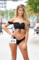 BRIANNA AVILES in Bikini at W Hotel in Miami Beach 07/12/2019