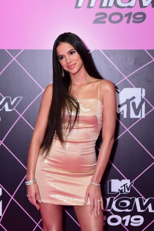 BRUNA MARQUEZINE at MTV Millennial Award in Sao Paulo 07/03/2019
