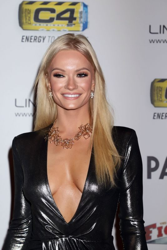 CAITLIN O'CONNOR at 11th Annual Fighters Only World Mixed Martial Arts Awards07/03/2019