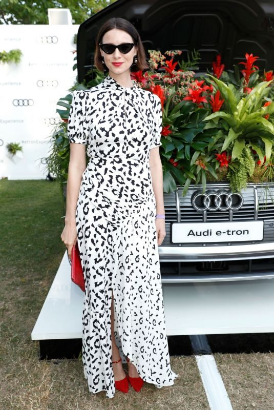 CAITRIONA BALFE at Audi Guest at Henley Festival 07/12/2019