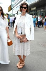 CAITRIONA BALFE at Wimbledon 2019 Tennis Championships in London 07/08/2019