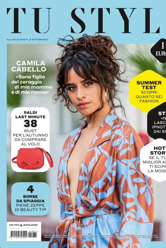 CAMILA CABELLO in Tu Style Magazine, July 2019