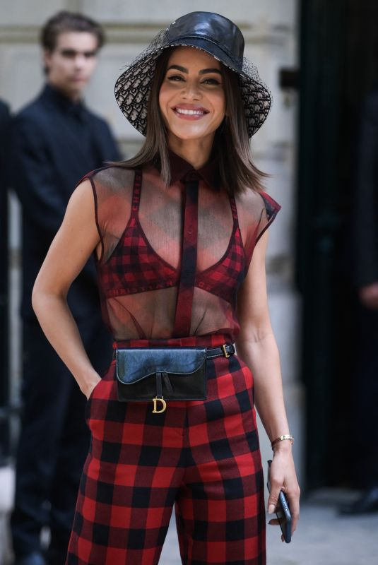 CAMILA COELHO Arrives at Dior Haute Couture Fall/Winter 2019/2020 Show in Paris 07/01/2019