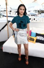 CAMILA MENDES at #imdboat at 2019 Comic-con in San Diego 07/20/2019