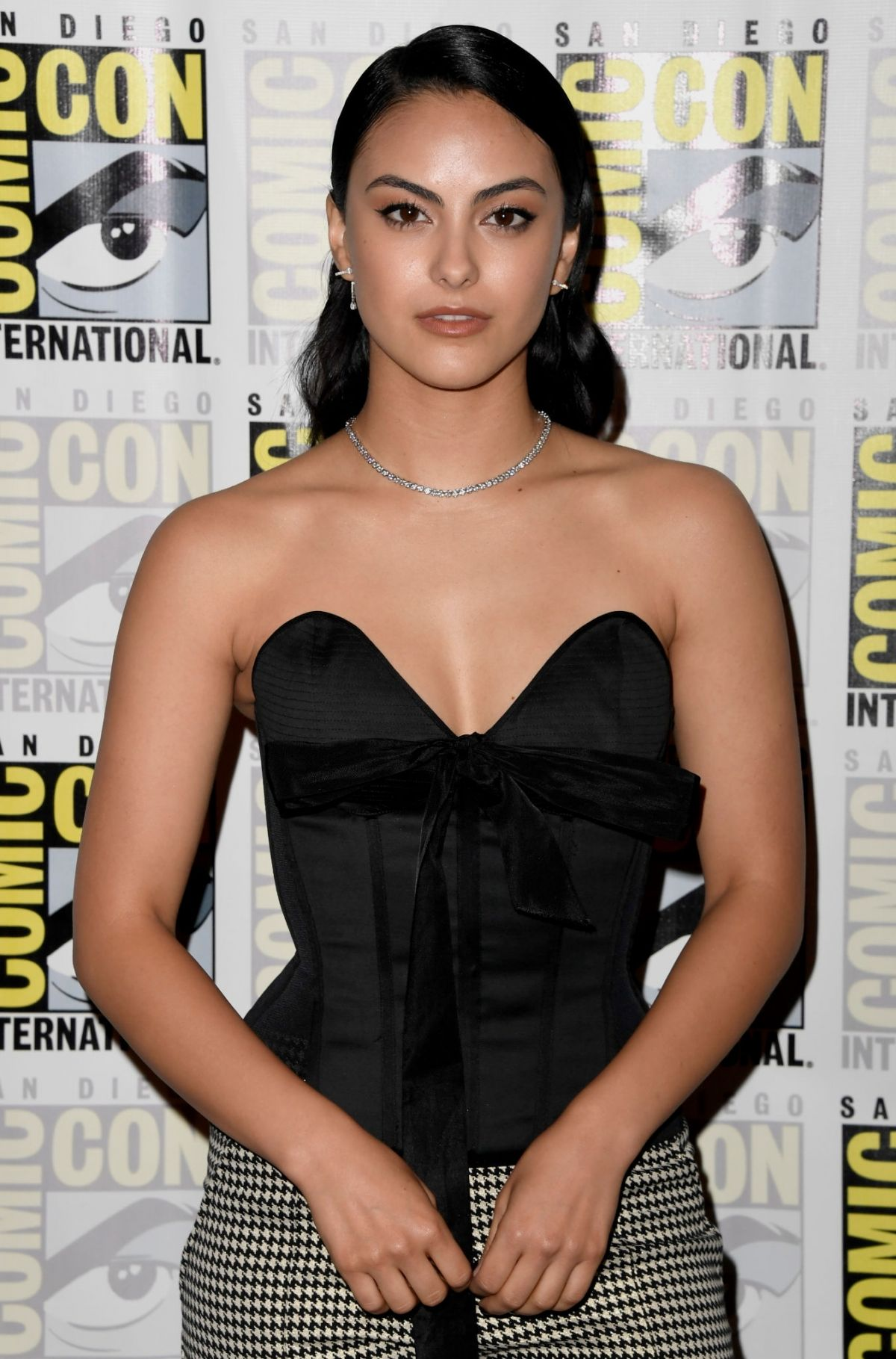 CAMILA MENDES at Riverdale Panel at Comic-con in San Diego ...