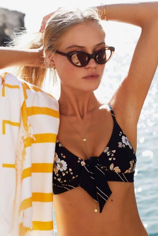 CAMILLA FORCHHAMMER CHRISTENSEN for Seafolly 2019 Swimwear